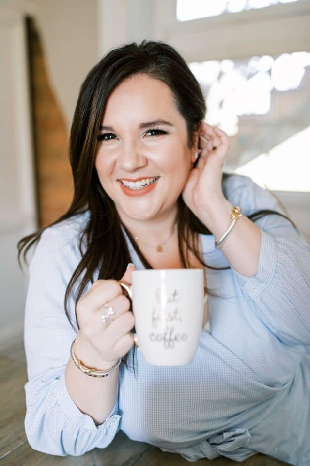 Allison Lancaster CEO Online Business Solutions Holding Coffee Mug